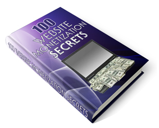 100 Website Monitization Secrets