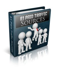 81 Paid Traffic Sources