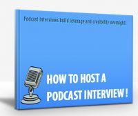 Host A Pod Cast Interview