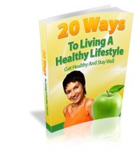 Living a Healthier Lifestyle