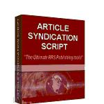 Article Syndicate Script