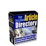 Article Directory Website