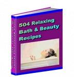 Bath & Beauty Recipes